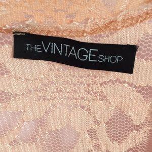 boutique Dresses - Boutique Pink Floral Lace Dress